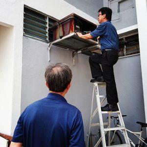 repair commercial refrigerator & coldroom